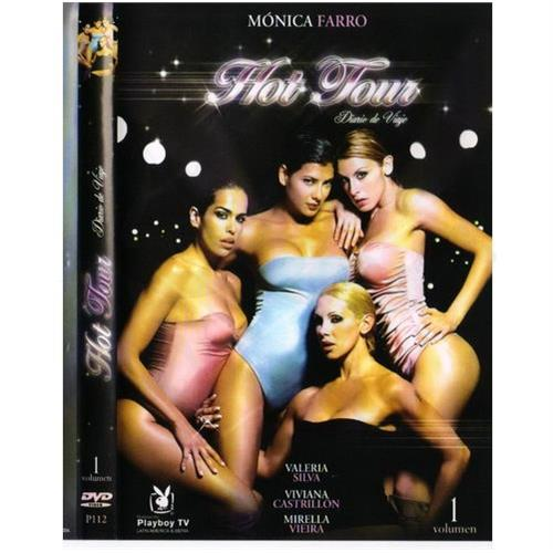 DVD XXX Monica Farro Hot Tour